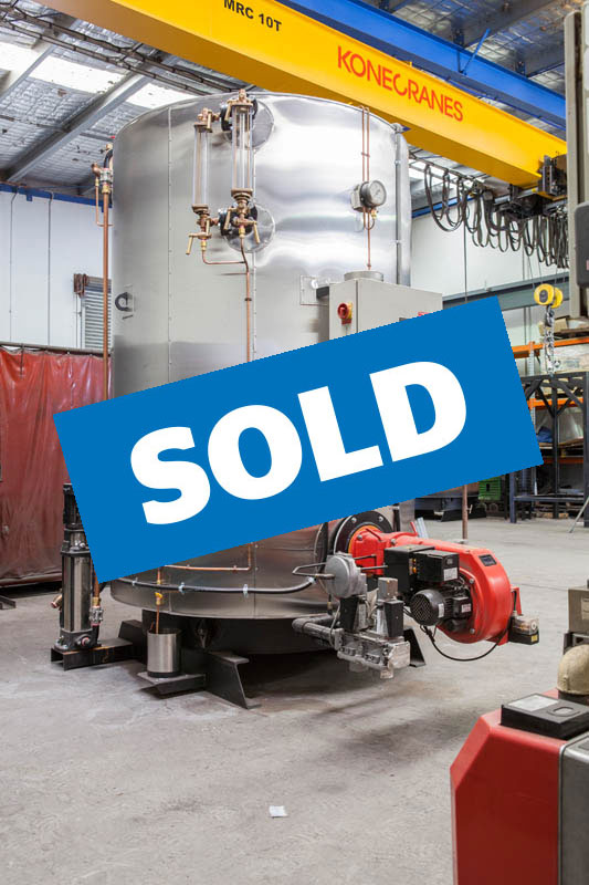 Boilers For Sale - CFS | Consolidated Fire & Steam