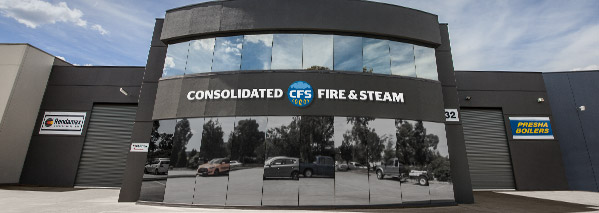 Consolidated Fire & Steam