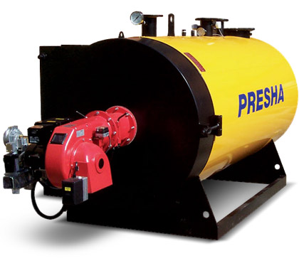 CFS PRESHA Hot Water Boiler