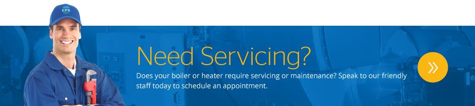 CFS Servicing